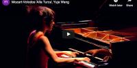 Mozart-Volodos – La Marche Turque – Wang, Piano